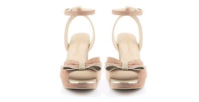 julieta sandalia con lazo