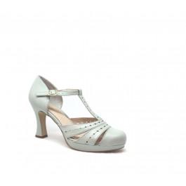 Mariana Mint sandalia elgante con plataforma