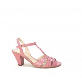Manuela Siena femeninas sandalias vintage