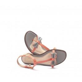 Juana Saroni & Kalima sandalia de tiras