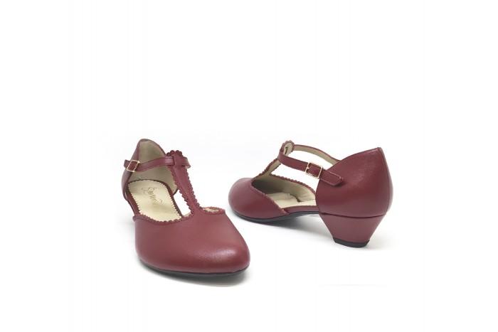 Denis Rojo zapatos lindy hop