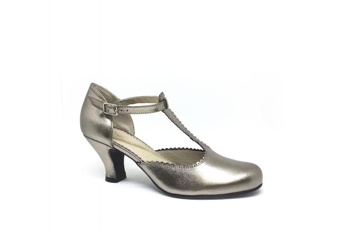 Mili Mercurio sandalia retro