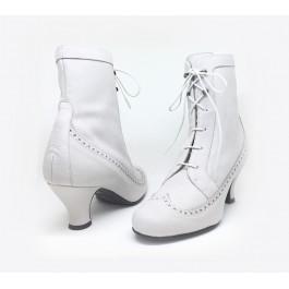 Victoria Hielo bota estilo retro