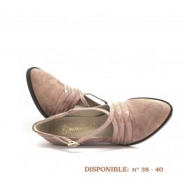 Teresa Negro elegantes zapatos de mujer