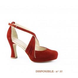 Olimpia pasión elegante sandalia de fiesta