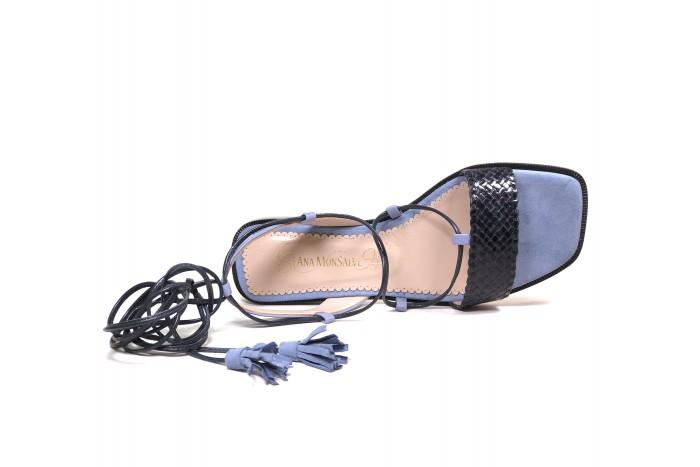 Vilma Marino sandalia romana