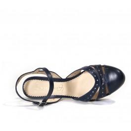 Marga Marino sandalias de charol