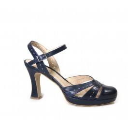 Marga Marino sandalias de piel