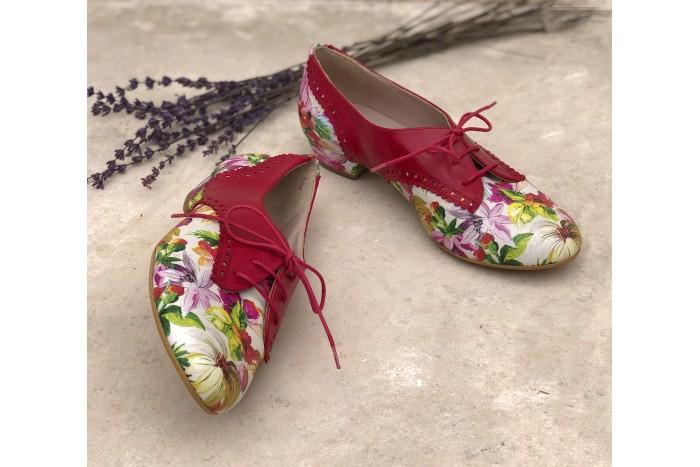 Leo flores Blucher Veraniego