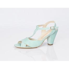 Dorothy Agua femenina sandalia vintage