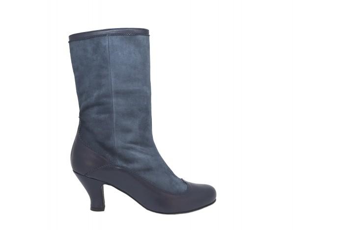Natalia Indico botas altas