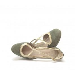 Irene Cesped sandalia de fiesta