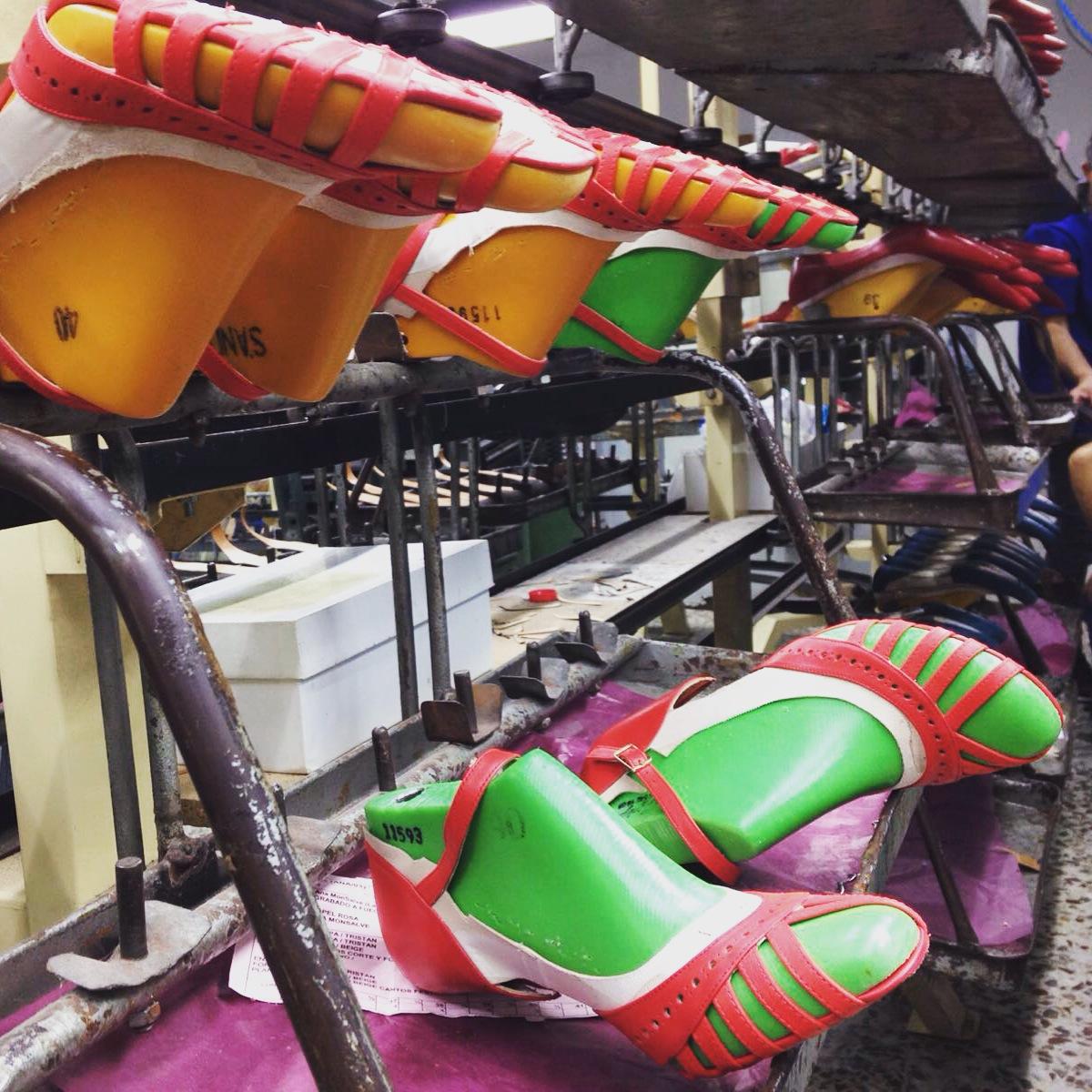 fabricacion de zapatos